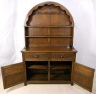 Dark Oak Welsh Dresser by Jaycee